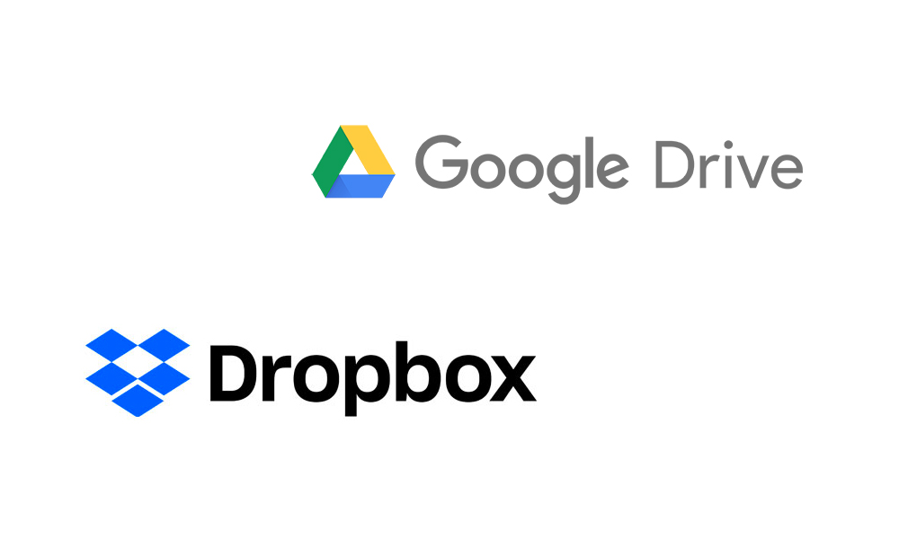 FileString support Google drive and dropbox